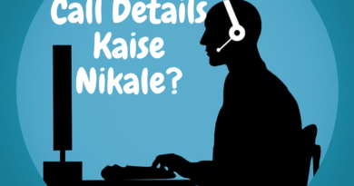 Call Details Kaise Nikale_